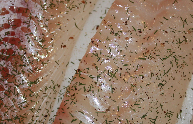 Seasoned Fresh Cod