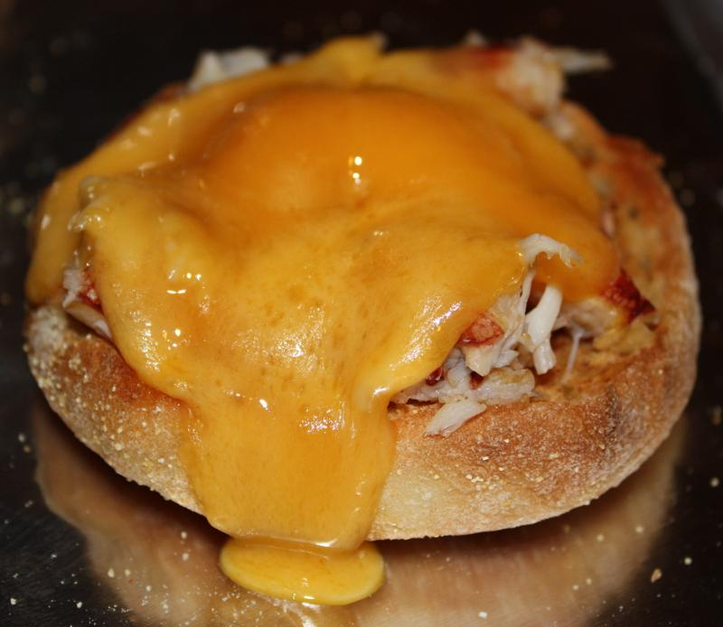 Quick and Easy Dungeness Crab Melts - Olympia Seafood