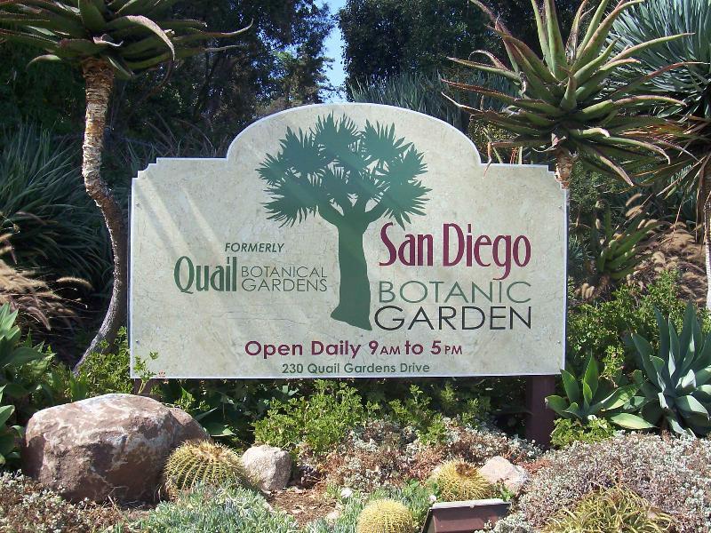 SD Botantic Garden
