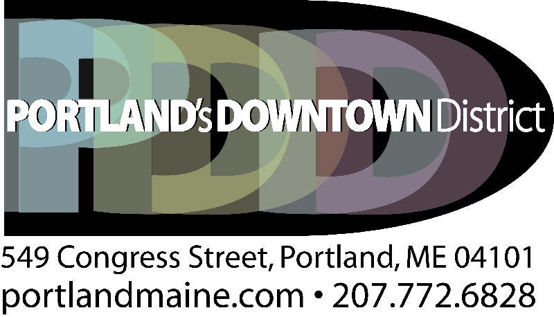 Portland's Downtown District Logo