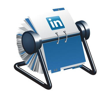 Linked In Rolodex