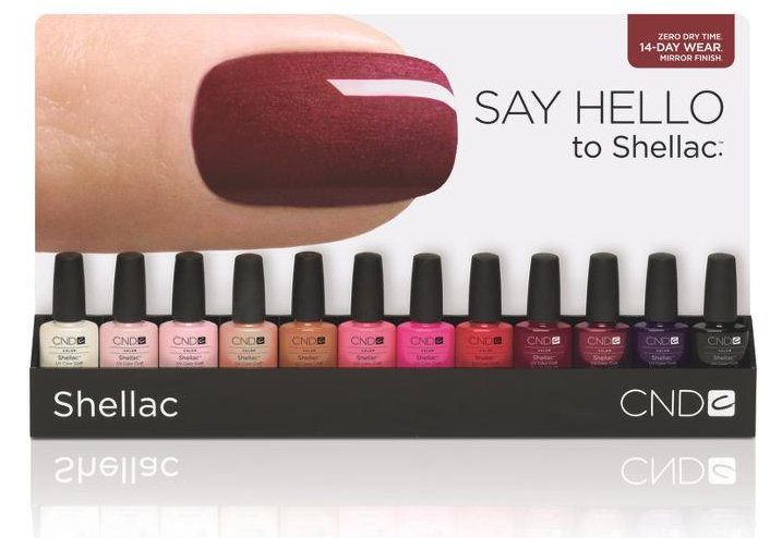 Shellac 2.0 salon rack CC