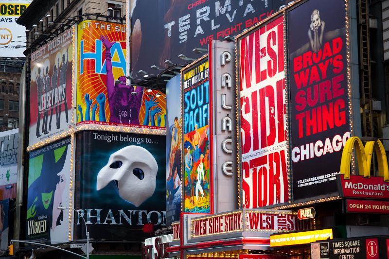 Broadway Concert
