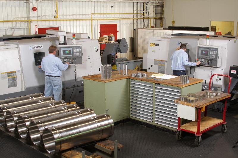 CNC Machining-Okuma Cell
