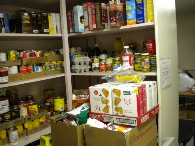 St. Helena Community Food Pantry