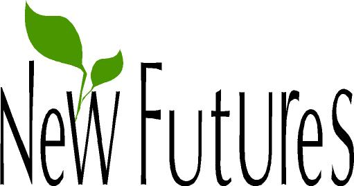 New Futures Text Logo