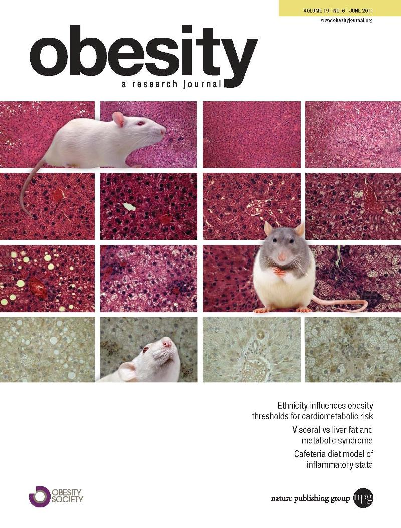 June Obesity Cover