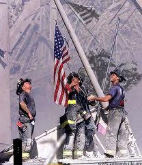 9/11 Flag Raising