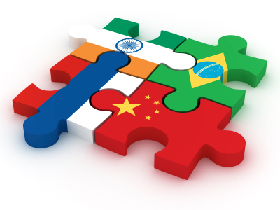 Emerging Markets Puzzle Piece