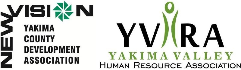 New Vision YVHRA combined logo