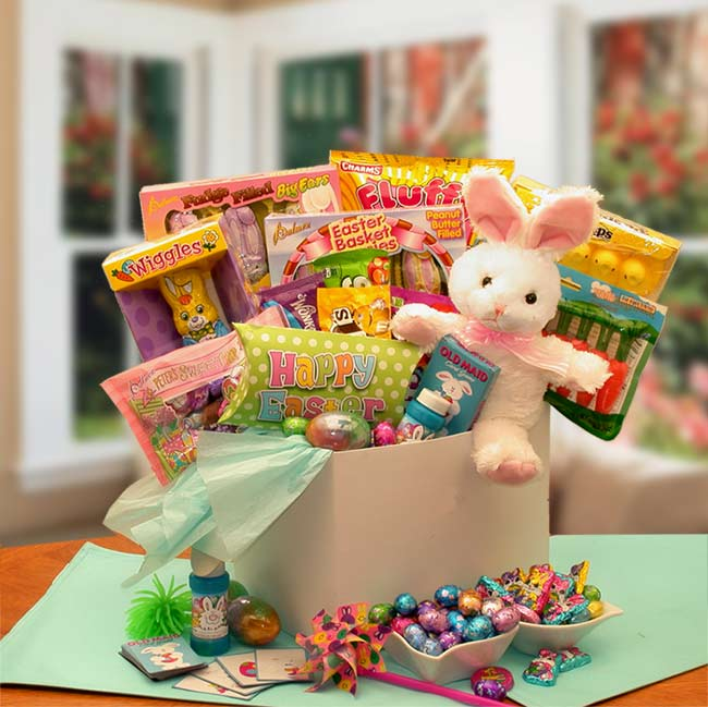 Gift baskets flowers for all occassions and no easter basket would be complete without yummy candy chocolate eggs and other treats visit my online store to see the entire selection of easter negle Gallery