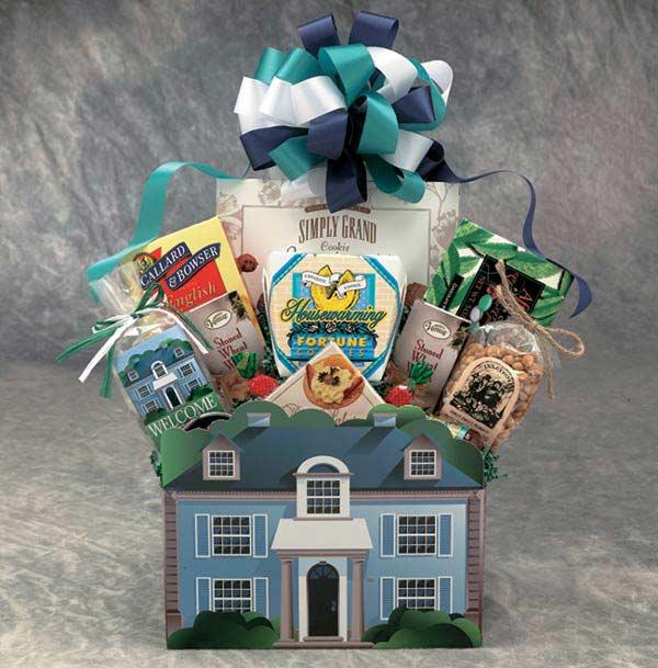 New Home Gift Basket Ideas: Home [www.labellabasketstraining.com]