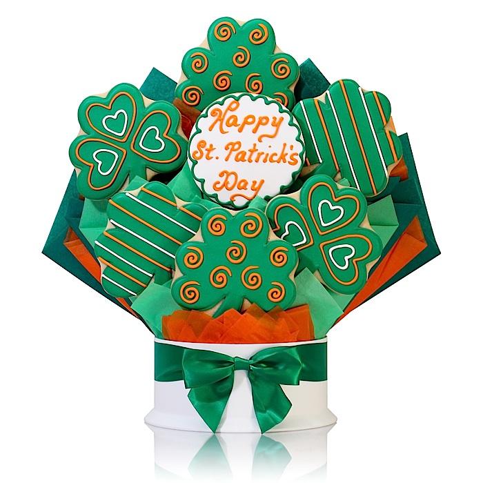St. Patrick's Bouquet