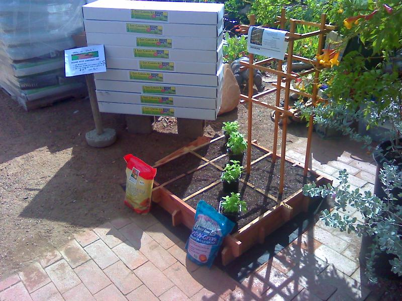 square foot garden kit