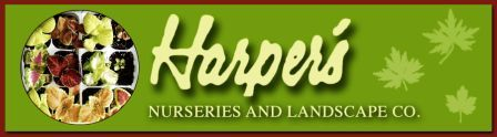 HARPER'S NURSERY & LANDSCAPE CO.