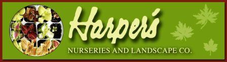 HARPER'S NURSERY & LANDSCAPE CO.