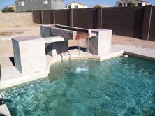 Custome Pool Feature by Harper's