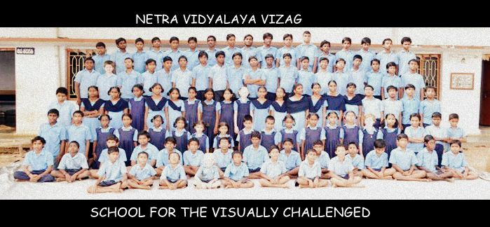 School for the Visually Challenged