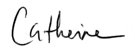 Catherine Signature