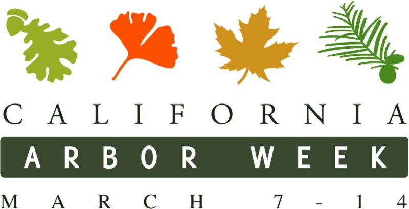 California Arbor Week is March 7-14