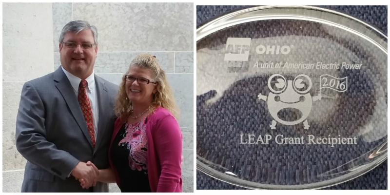 P3 Receives Grant from AEP Ohio