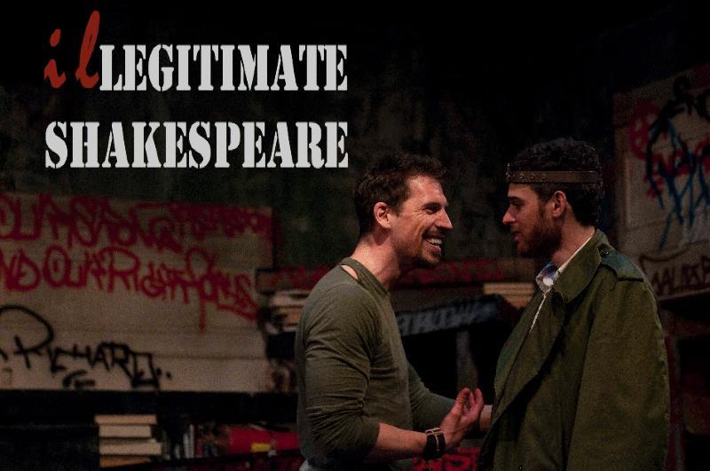 Illegitmate Shakespeare