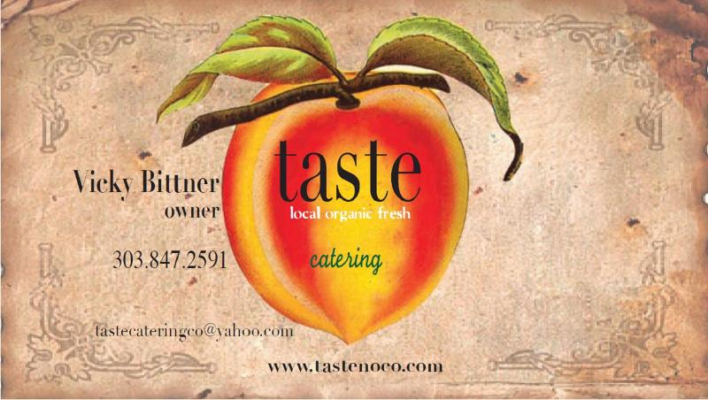 Taste Catering
