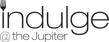 Indulge at the Jupiter - Large Logo