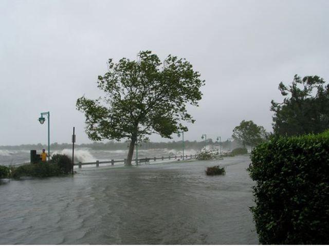 Hurricane Irene - St. Mary's