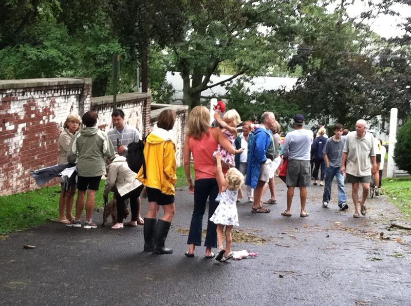 Hurricane Irene Neighbors