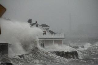 Hurricane Irene Black Rock Yacht Club