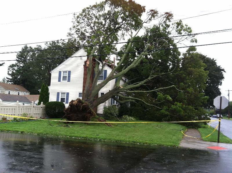 Hurricane Irene Midland and Seaside