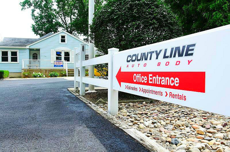 County Line Auto >> News From County Line Auto Body
