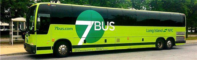7 Bus Logo