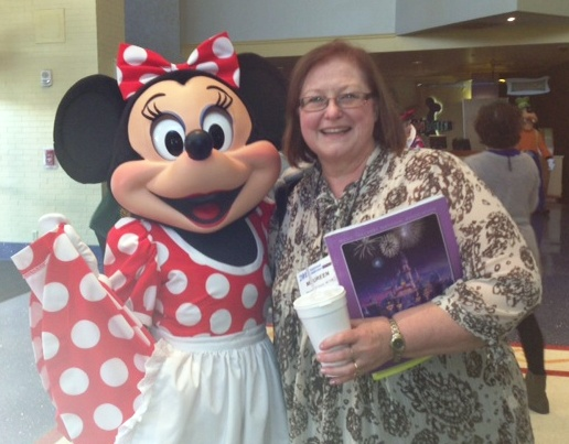 PIctured - Minnie (left) & Maureen (right)