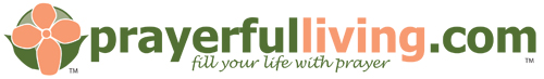 PrayerfulLiving.com Logo 500