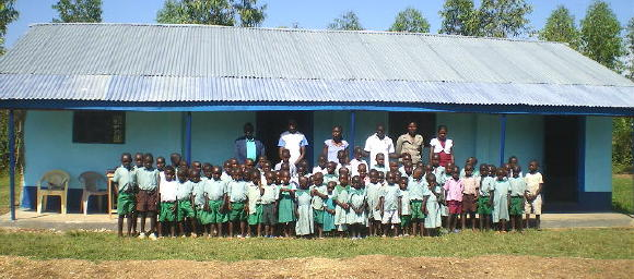 Dunya School in Kosele, Kenya