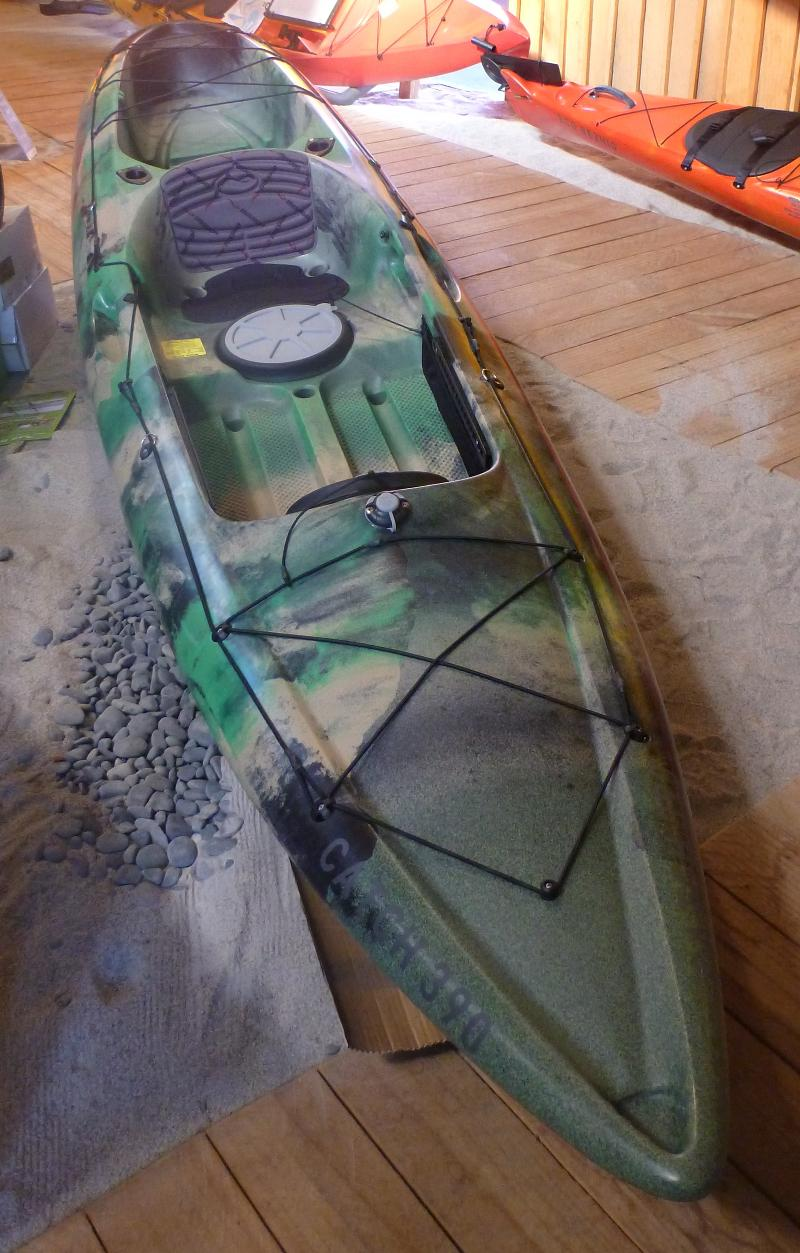 Mission Kayaks Factory Clearance at Canoe & Kayak BOP This