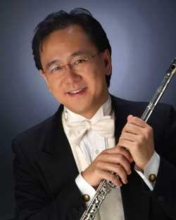Master flutist Joel Tse