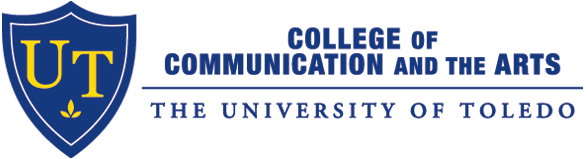 Logo UT College of Communication and the Arts