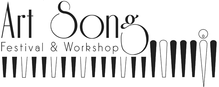 UT's Art Song Festival and Workshop June 23-27, 2014