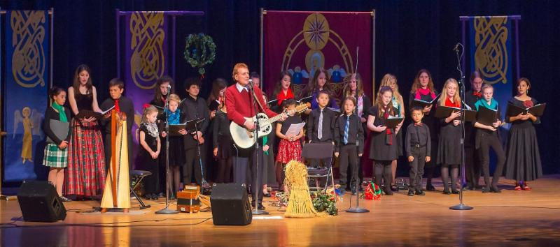 Danny O'Flaherty Singers