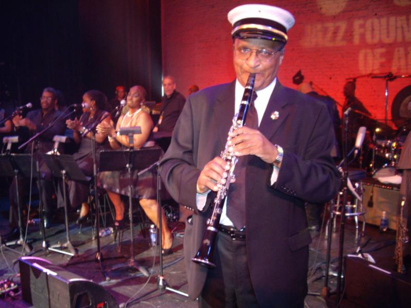 Joe Torregano Clarinet Playing