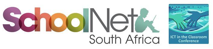 SchoolNet logo + conference
