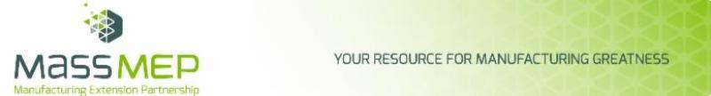 New MassMEP Logo header