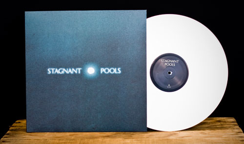 Stagnant Pools - Temporary Room White Vinyl