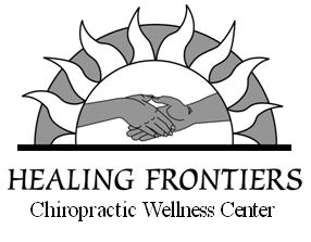 healing frontiers logo