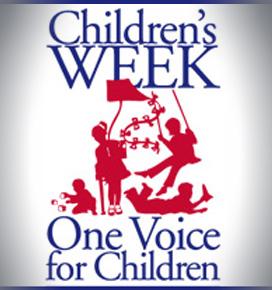 Children's Week Logo
