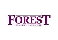 Forest Drapery Hardware Logo