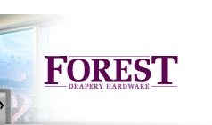 Forest Drapery Hardware Home Page